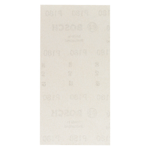 Bosch 2608621238 Sanding Net Sheets M480 Best for Wood and Paint 93 x 186mm 1/3 Sheet 180 Grit (Pack Of 10)