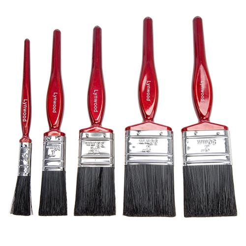 Lynwood BR505 Redline Brush Set (Pack of 5) 1