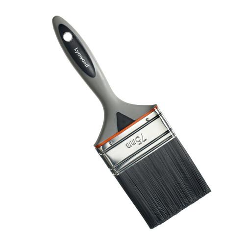 Lynwood BR994 No Bristle Loss Paint Brush 3 Inch 1