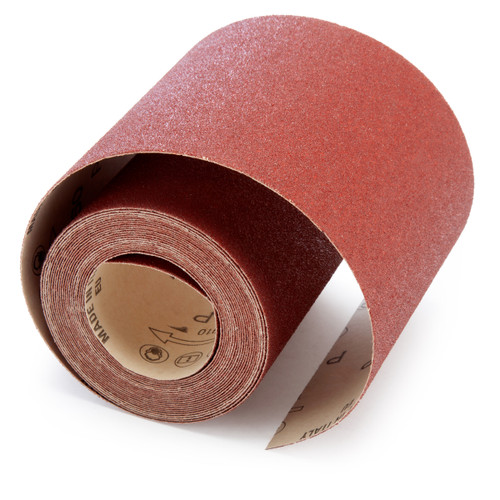 Makita P-38146 Sanding Roll 120 Grit (120mm x 5 Metres)