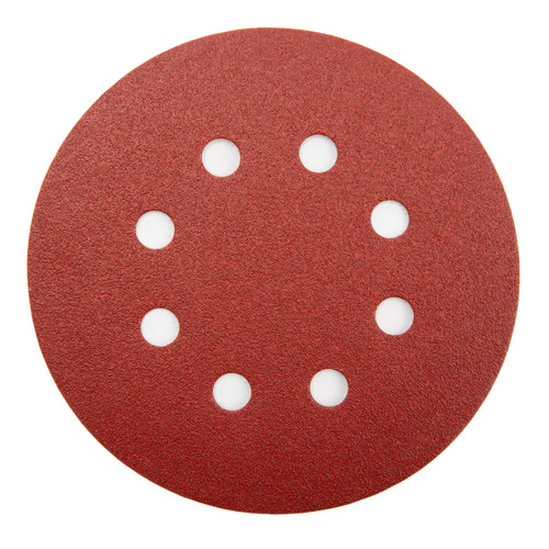 Makita P-43577 Sanding Discs 125mm 120 Grit (Pack Of 10)
