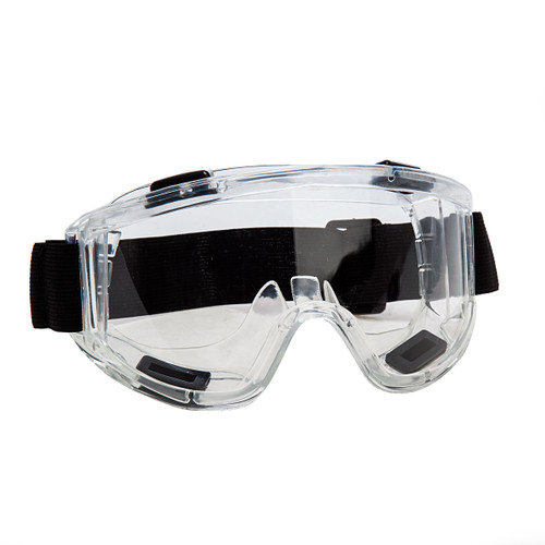 Sealey 505B Clear Vented Safety Goggles