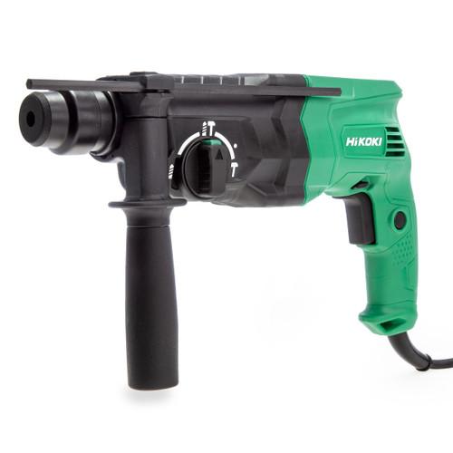 HiKOKI DH24PX2 SDS-Plus Rotary Demolition Hammer 110V
