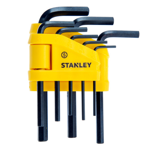 Stanley 0-69-252 Imperial Hex Key Set 8 Piece (1/16 - 1/4in)
