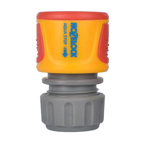 Hozelock 2075 AquaStop Connector 12.5 - 15mm