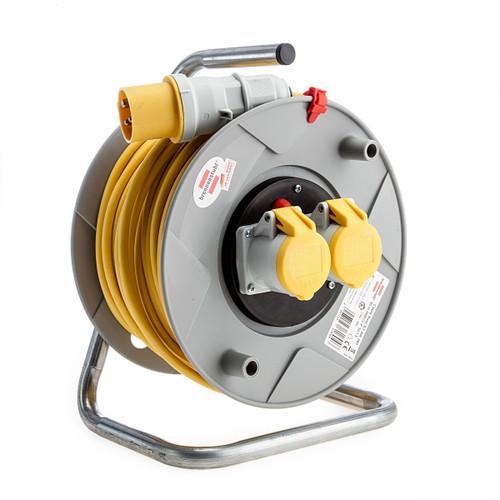 Brennenstuhl 1098783 AK260 Cable Reel 50M 110V