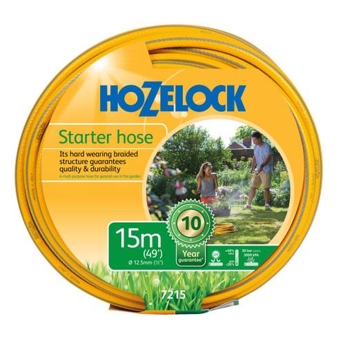 Hozelock 7215 Starter Hose 12.5mm x 15 Metres