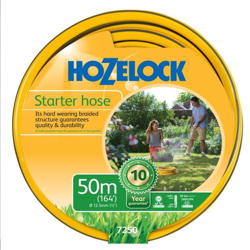 Hozelock 7250 Starter Hose 12.5mm x 50 Metres