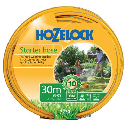 Hozelock 7230 Starter Hose 12.5mm x 30 Metres