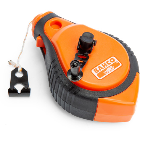 Bahco CL-1221 Chalk Line with 3 x Rewind Speed