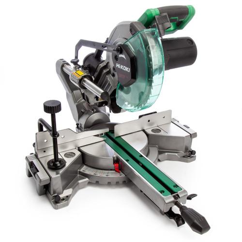 HiKOKI C8FSHGJ1Z 216mm Sliding Compound Mitre Saw (240V)