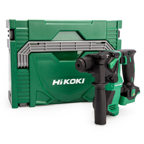 HiKOKI DH18DPAJ3Z 18V SDS Plus Hammer Drill (Body Only) 2