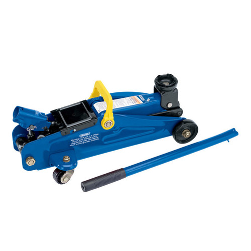Draper 27634 Trolley Jack 2 Tonne