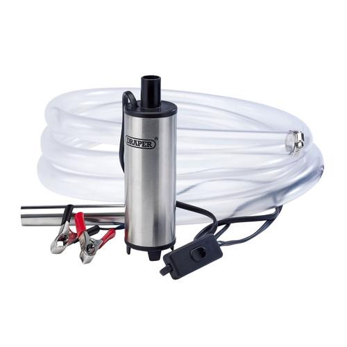 Draper 54044 Diesel, Fuel & Water Transfer Pump