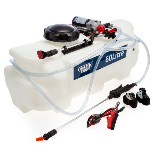 Draper 34676 12V DC ATV Sprayer 60L