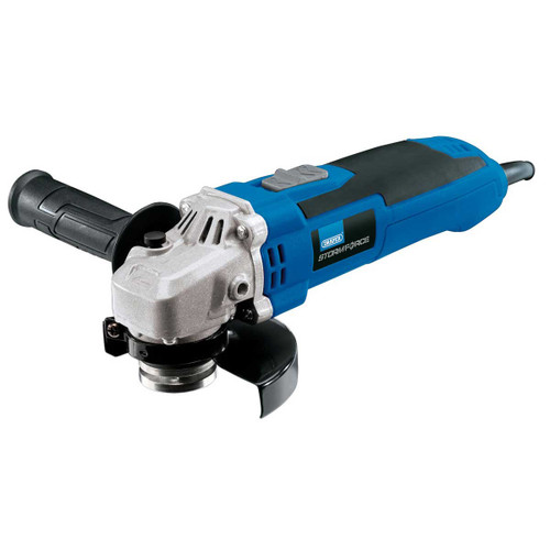 Draper 115mm Storm Force Angle Grinder (650W)