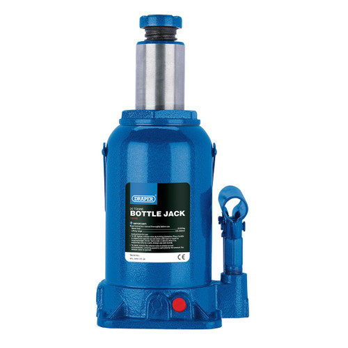 Draper 13103 Hydraulic Bottle Jack 20 Tonne