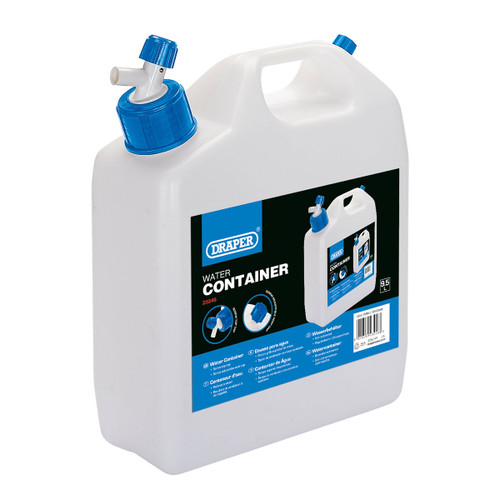 Draper 23246 Water Container with Tap 9.5L