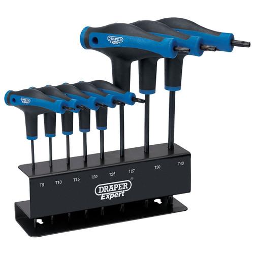 Draper 33872 T Handle TX-STAR Key Set
