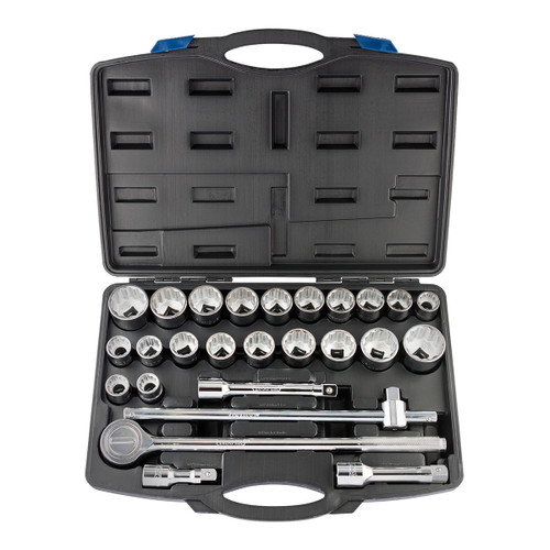 "Draper 48329 Combined Socket Set 3/4"" Square Drive"