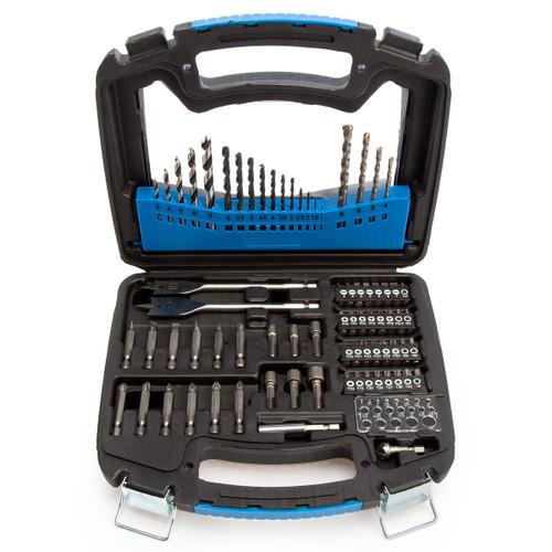 Draper 66090 Drill Bit and Accessory Set (75 Piece)