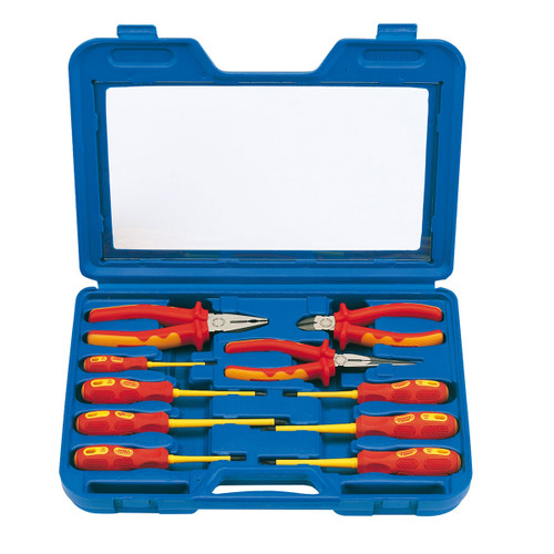 Draper 71155 Insulated Plier and Screwdriver Set