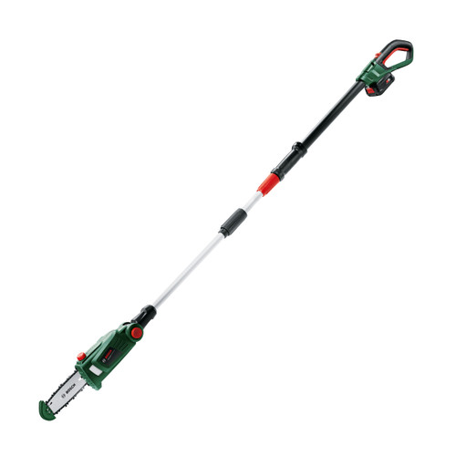 Bosch 06008B3170 UniversalChainPole 18V Pole Chainsaw (1 x 2.5Ah Battery) 1