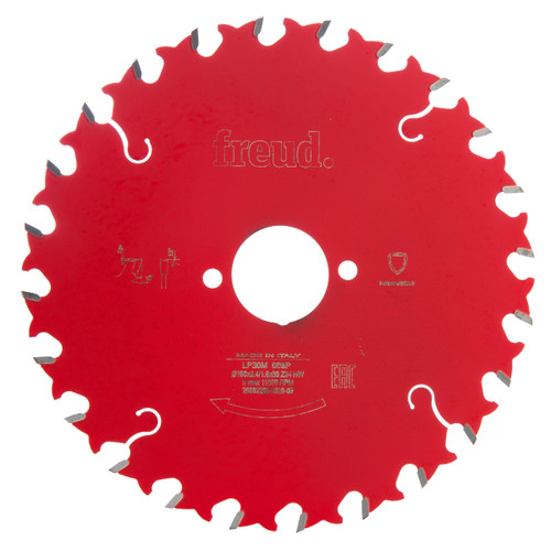 Freud F03FS03644 LP30M 008P Blade for Soft/Hard Wood 160 x 2.4mm x 30 x 24T