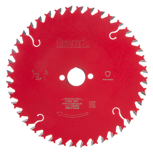 Freud F03FS03702 LP40M 007P Cross Cutting Saw Blade 160 x 2.4mm x 20 x 40T