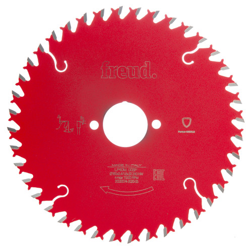 Freud F03FS03703 LP40M 008P Cross Cutting Saw Blade 160 x 2.4mm x 30 x 40T
