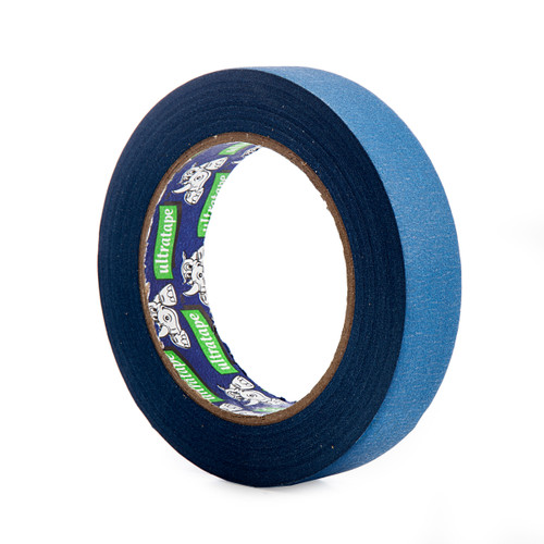 Ultratape 00702550UL Masking Tape Blue 25mm x 50m 1