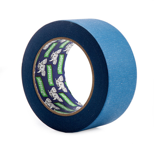 Ultratape 00705050UL Masking Tape Blue 50mm x 50m 1