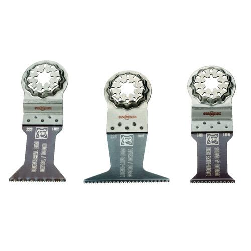 Fein 35222967100 Starlock E-Cut Combo Wood & Metal (3 Piece)