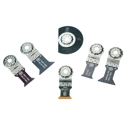 Fein 35222967020 Best Of Starlock for Metal (Pack of 6) 1
