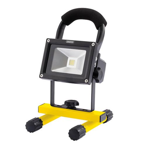 Draper 19546 LED Rechargeable Work Light 800 Lumens