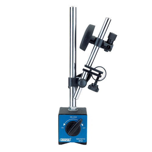 Draper 45277 Magnetic Stand with Fine Adjustment