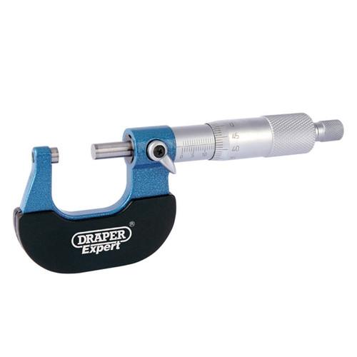Draper 46603 Metric External Micrometer 0-25mm
