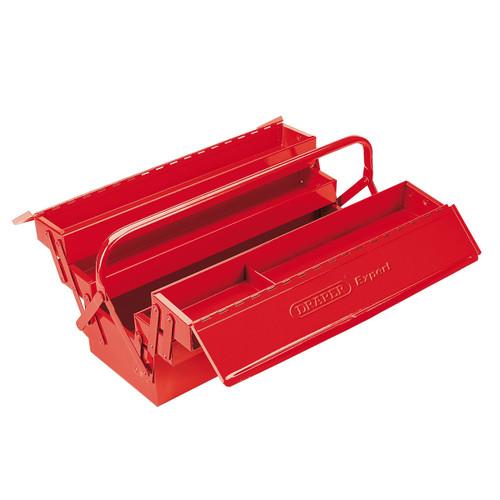 Draper 88904 4 Tray Cantilever Tool Box 530mm