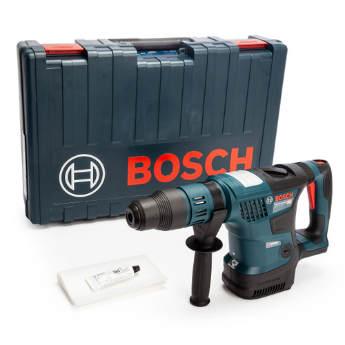 Bosch GBH 18V-36 C 18V BITURBO SDS Max Rotary Hammer Drill in Case (Body Only) 2