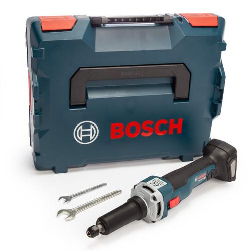 Bosch GGS 18V-23 LC 18V Straight Grinder (Body Only) in L-Boxx 2