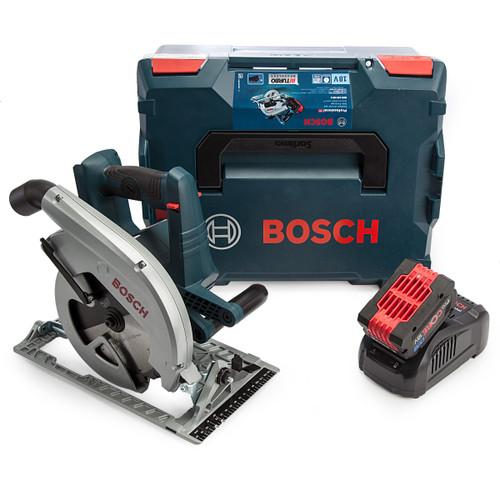 Bosch GKS 18V-68 C BiTURBO 190mm Circular Saw (1 x 5.5Ah Battey) 3