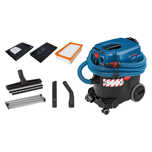 Bosch GAS 35 H AFC Wet & Dry Dust Extractor (240V) 1