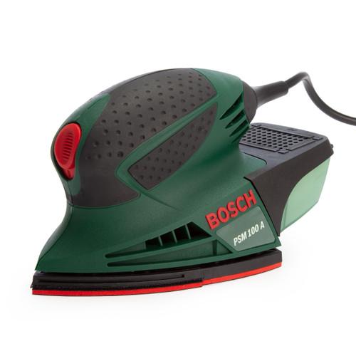 Bosch PSM 100 A Multi Sander (240V)