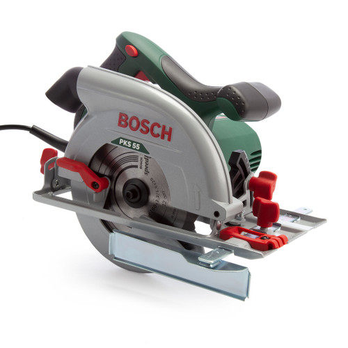 Bosch PKS 55 160mm Circular Saw (240V)