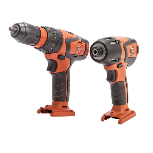 Fein 69908042007 18V Combi Drill & Impact Driver Twin Pack (Body Only) 1