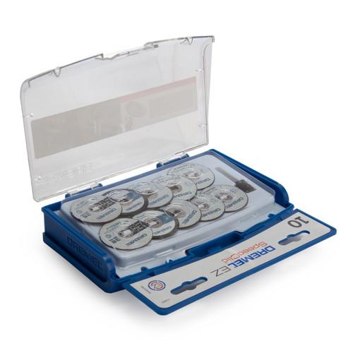 Dremel 2615S690JA (SC690) EZ SpeedClic Cutting Disc Set (10 Piece)