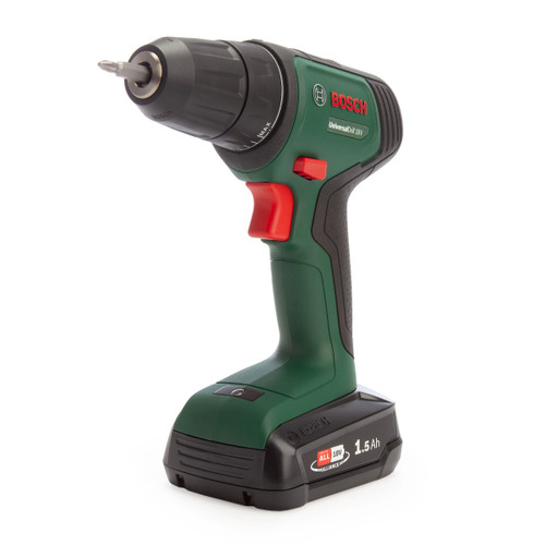 Bosch UniversalDrill 18V Drill Driver (1 x 1.5Ah Battery)