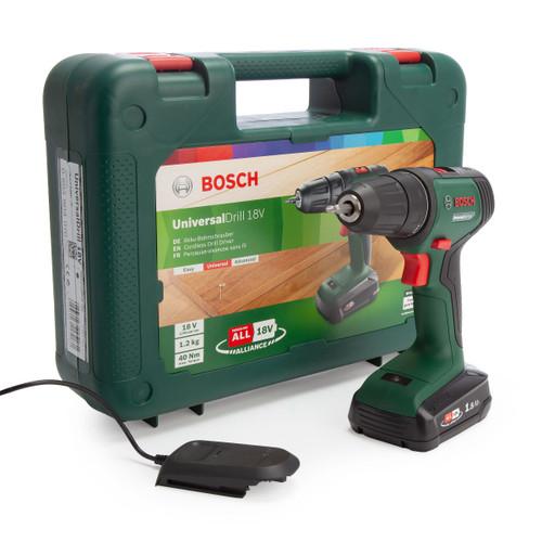 Bosch UniversalDrill 18V Drill Driver