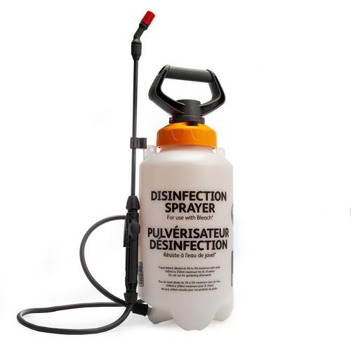 Hozelock 45078020 Disinfection Sprayer 7 Litres 1