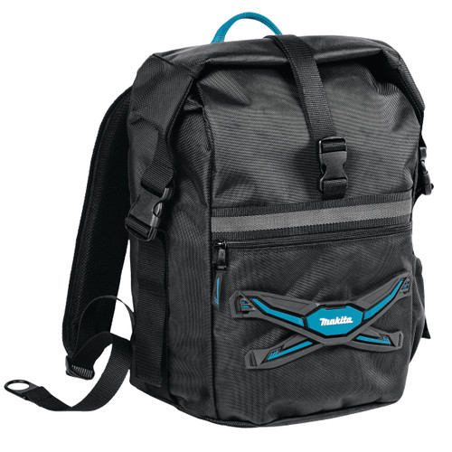 Makita E-05555 Roll-Top All-Weather Backpack